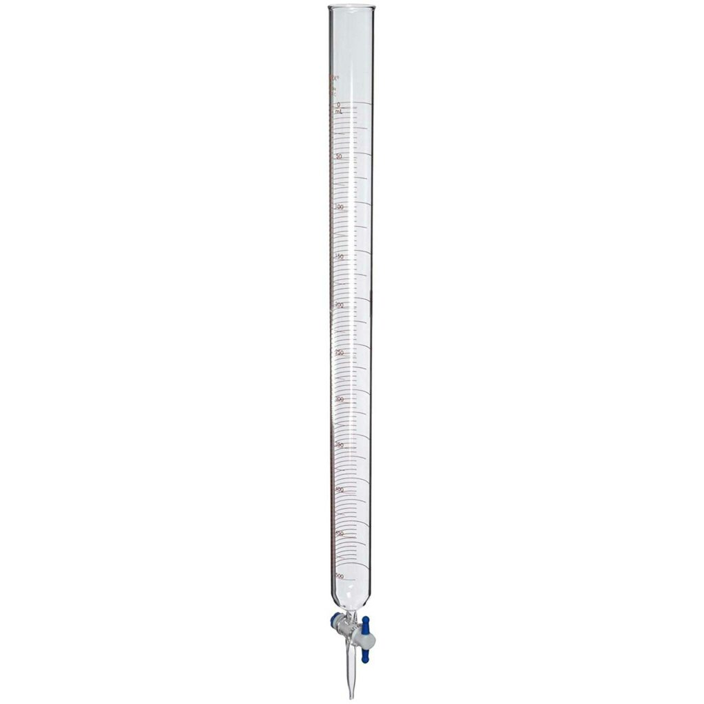 Buy a Dispensing Burette PTFE Online from Lab Society