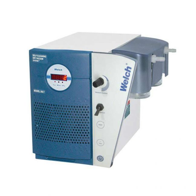 Buy Self Cleaning Dry Vacuum System from Welch Online from Lab Society
