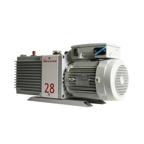 Buy Oil Rotary Vacuum Pump - Edwards E2M28 Online from Lab Society