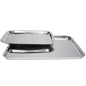 Stainless Steel Instrument Tray - Buy Online