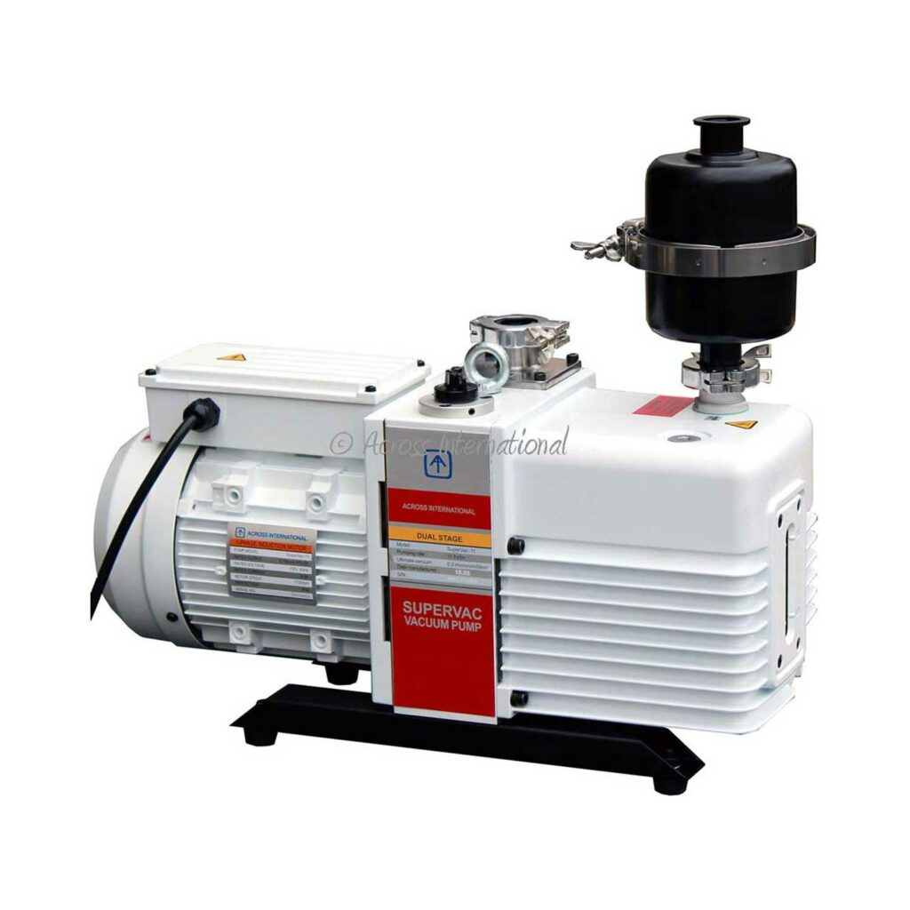 SuperVac Dual Stage Pump - Buy Online from Lab Society