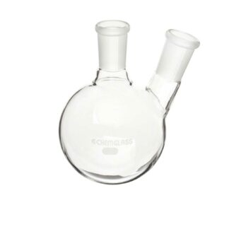 Two Neck Round Bottom Flask - RBF - Buy Now from Lab Society