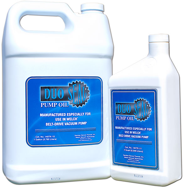 DuoSeal Pump Oil (Welch) - Buy DuoSeal Online from Lab Society