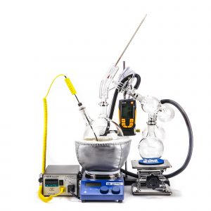 Buy a Complete Short Path Distillation System Online from Lab Society