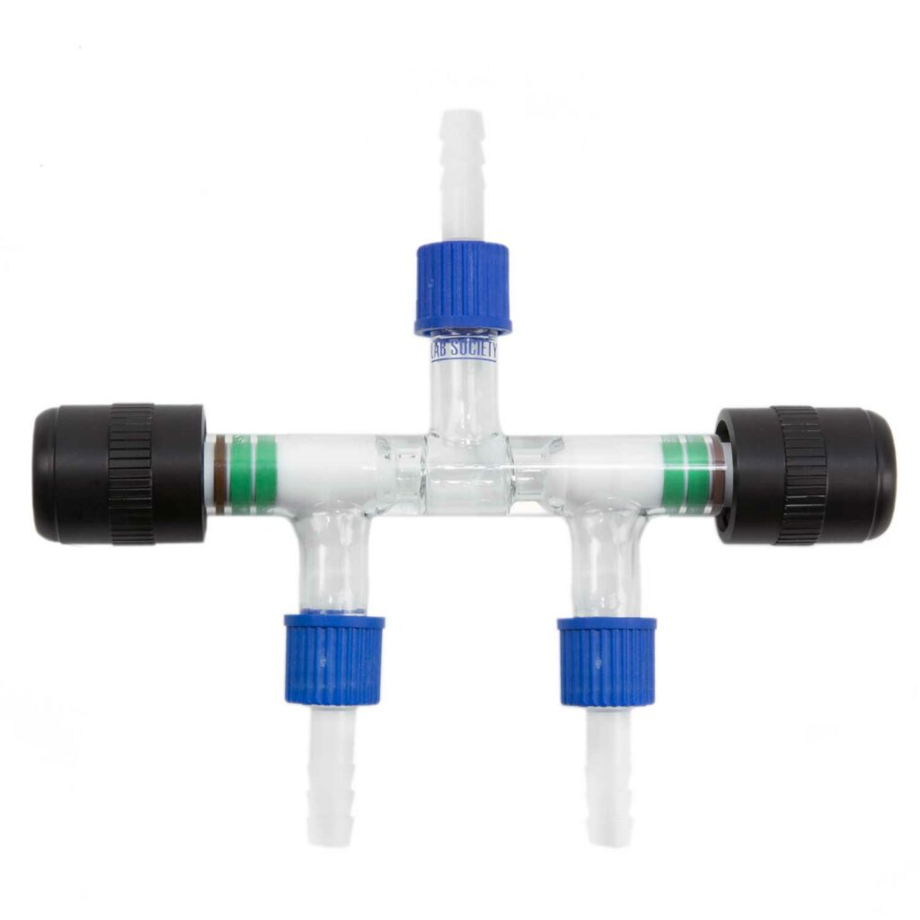 Vacuum Valve - 3-Way Buy Online from Lab Society