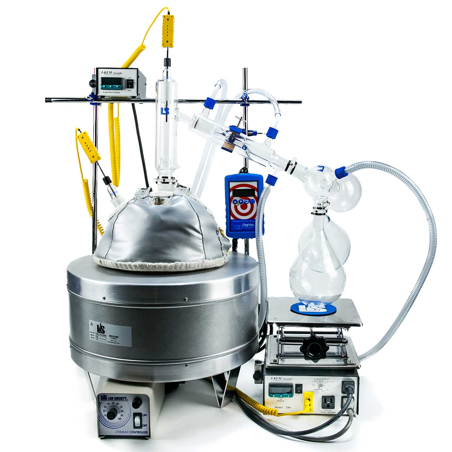 Executive Short Path Distillation Kit - 5L, G2