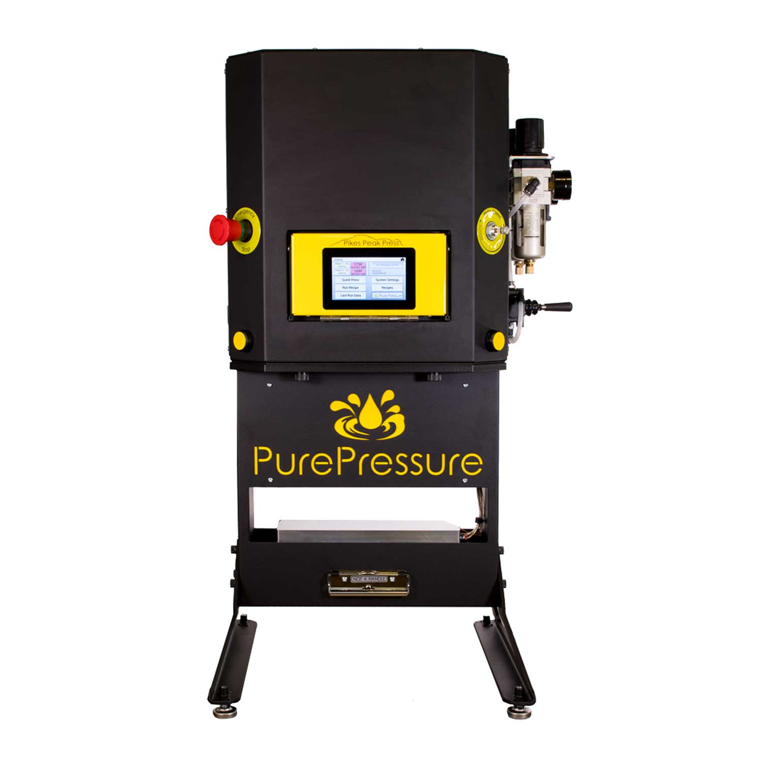 PurePressure Rosin Press