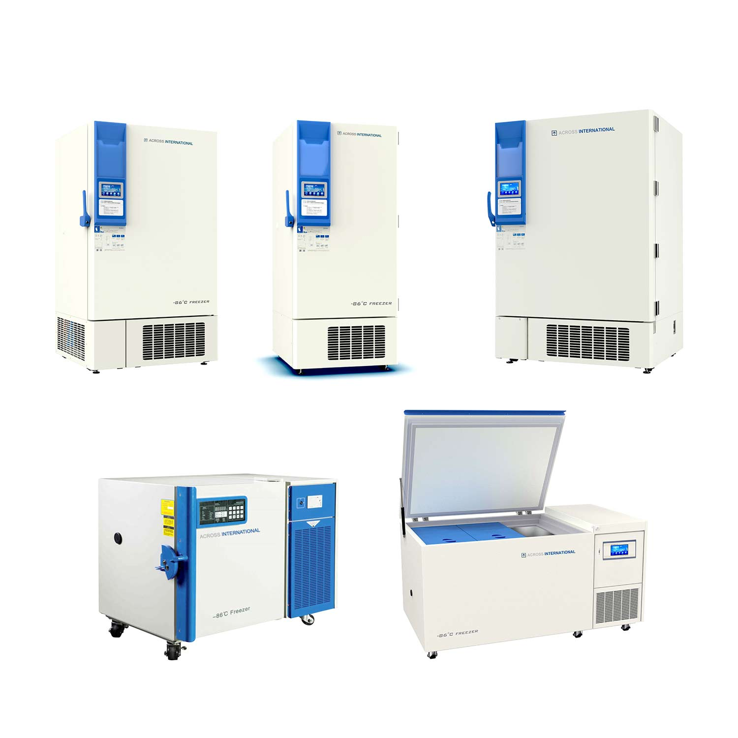 Ai Ultra Low Freezers 86 176 C Buy From Lab Society