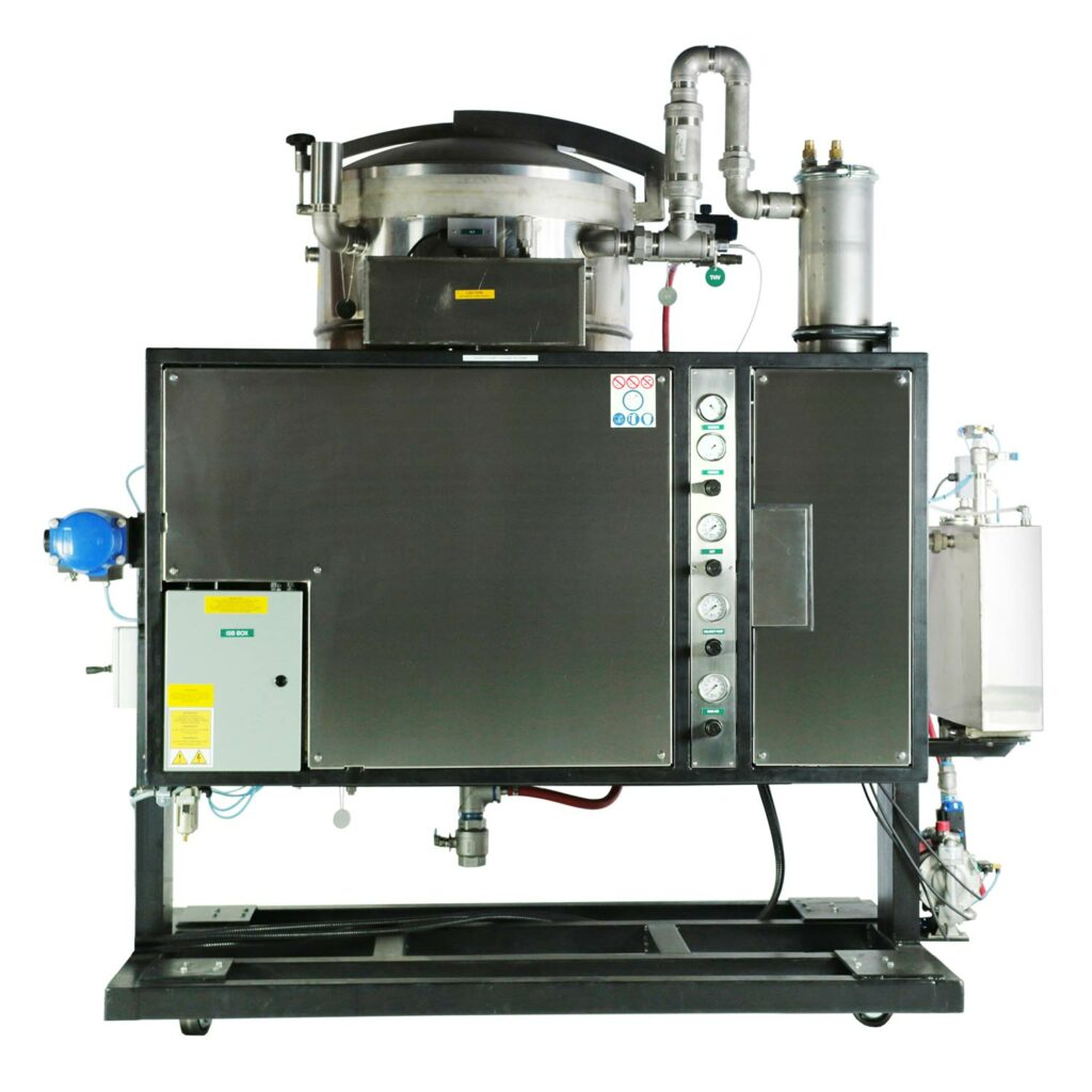 Automated Solvent Recovery System (ASRS) - Buy