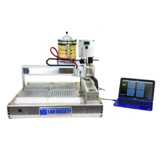 Robot Cartridge Filling Machine (with Pump) - Buy American-made Lab Equipment Online from Lab Society