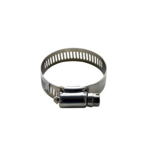 Buy Stainless Steel Hose Clamps Online from Lab Society - Your Source for American-made Laboratory Equipment.