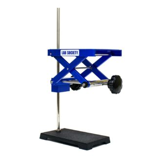 Shop Mountable Lab Jacks, a Custom Solution for Suspending your Valuable Laboratory Glassware and Equipment in the Air.