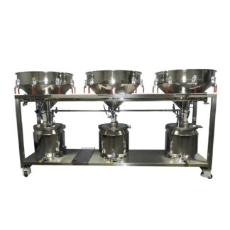 Infinity Filter Table System