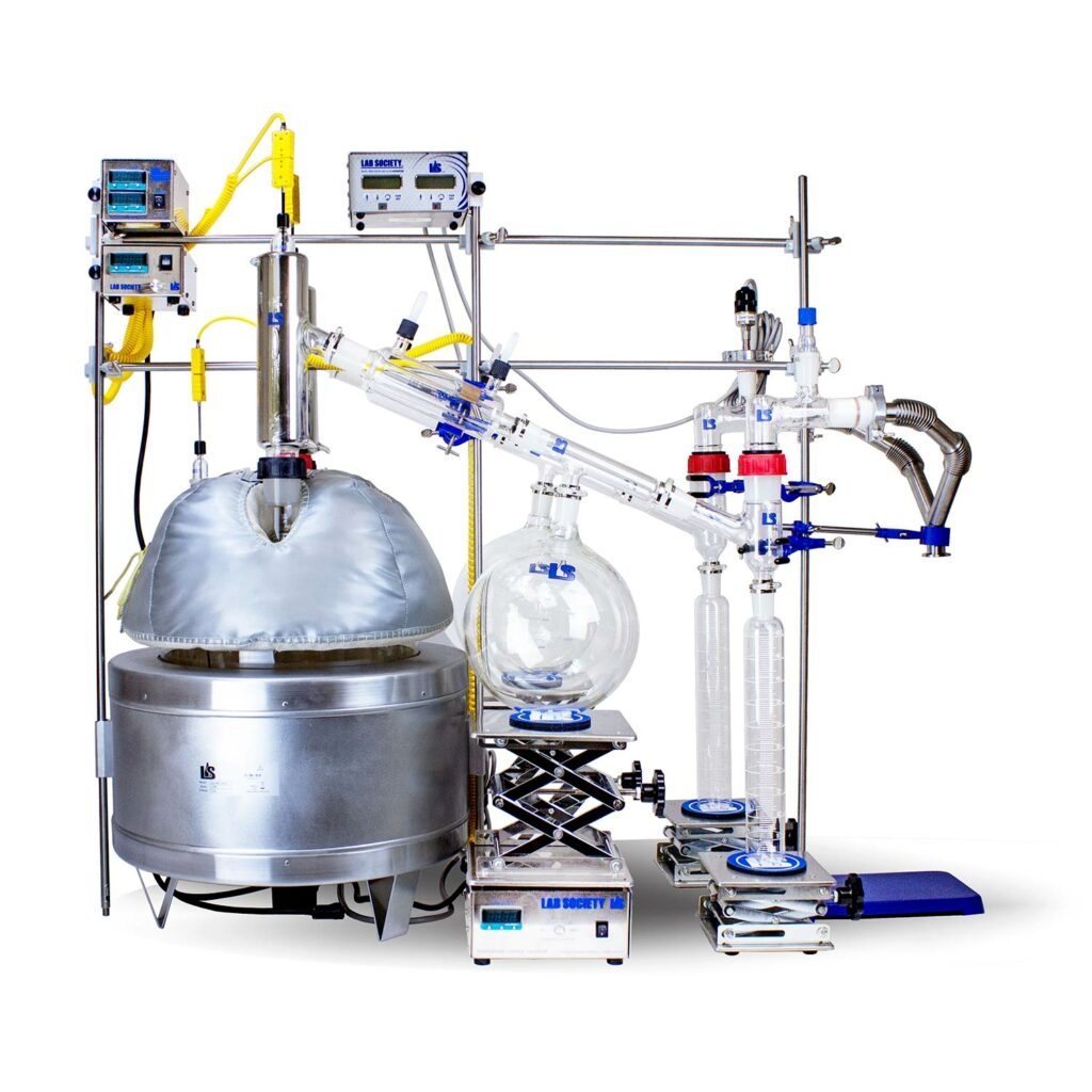 Buy a 20L, American-made Fractional Distillation Kit Online from Lab Society