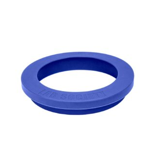 Buy a Silicone Insulating Ring (T80) Online from Lab Society, Your Source for American-made Laboratory Equipment.