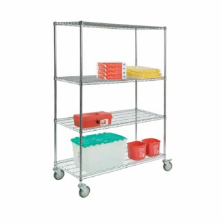 Wire Shelving (Cart)