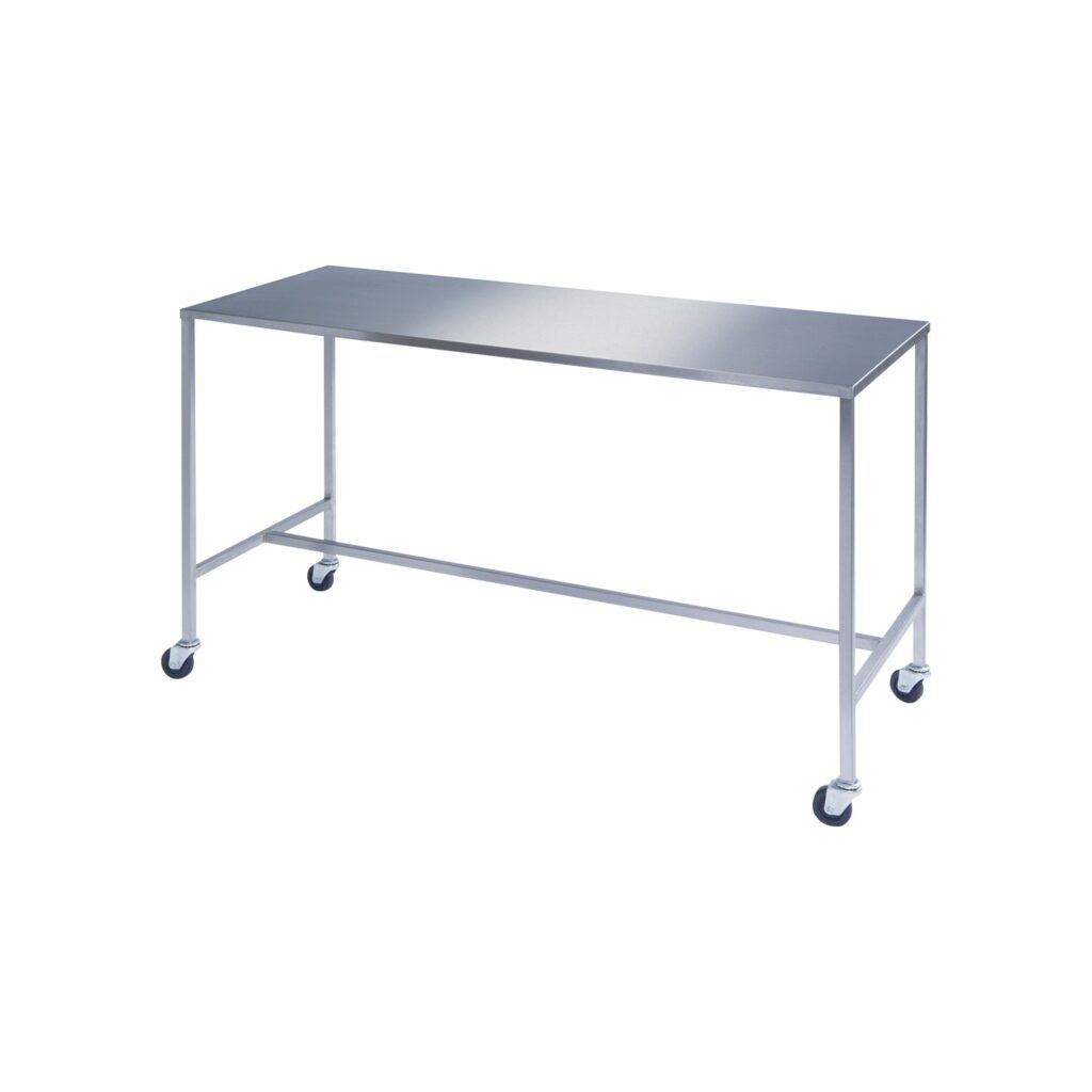 Work Table Stainless (One Shelf)