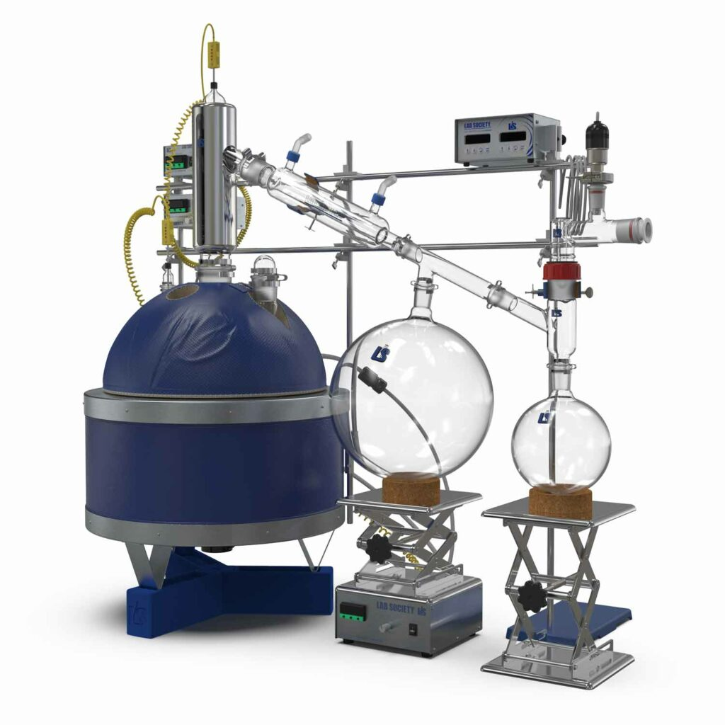 G3/G3X Executive Short Path Distillation Kit