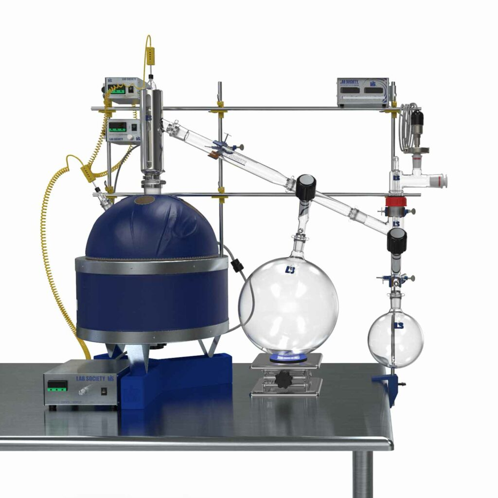 G3 Series Short Path Distillation Kit