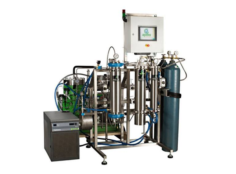 Apeks Supercritical CO2 Extraction System