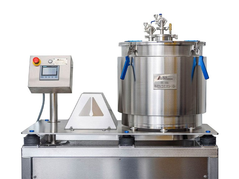 Delta Separations Alcohol Extraction System