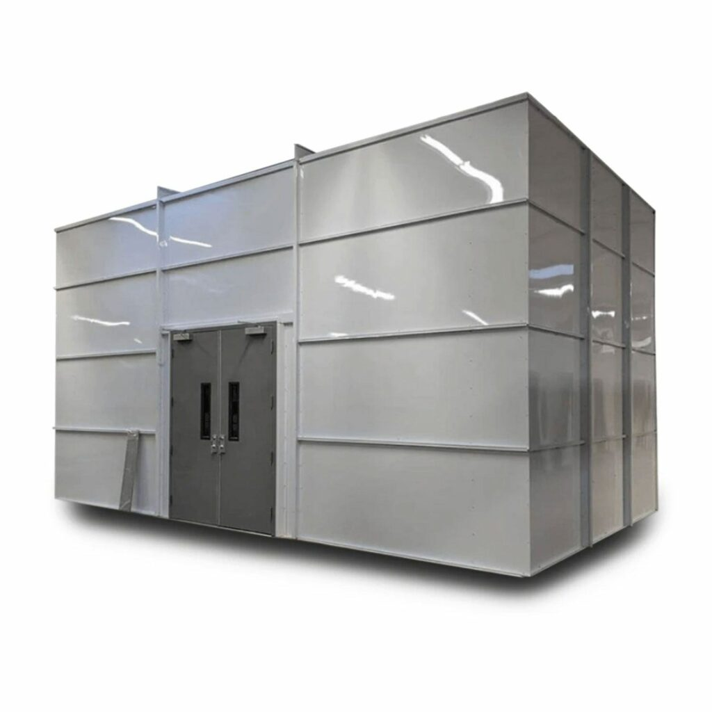 C1D1 Labs Extraction Booth