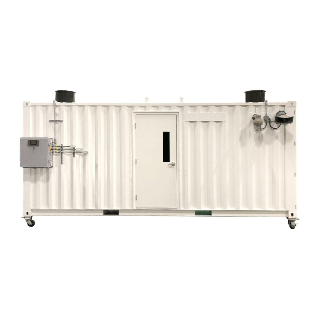 C1D1 Labs Outdoor Extraction Pod