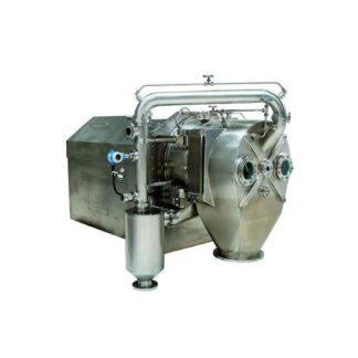 Heinkel Inverting Filter Centrifuge