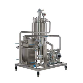 Pinnacle Stainless HFS (Heated Filtration Skid)