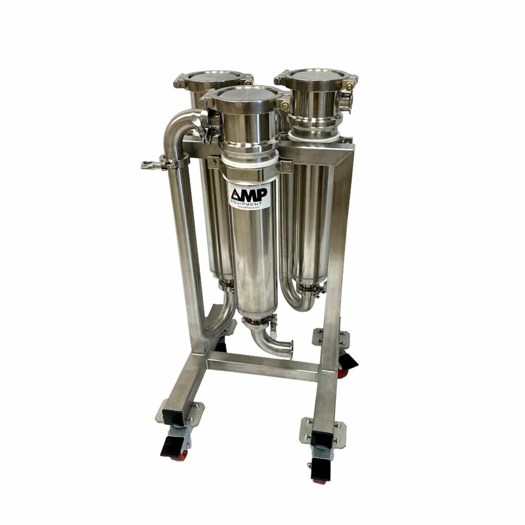 """""""The Admiral"""" - Liquid Filtration System"""